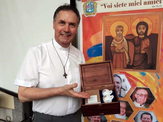 """Dar od exallievov obnovený – po 150 rokoch ho dostal dnešný """"don Bosco"""""""